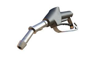 gas nozzle 3D