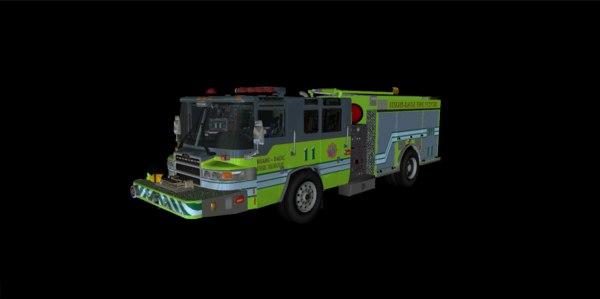 trucks gta v 3D