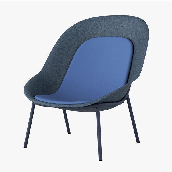 lounge chair model