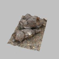 poop poo dog 3D model