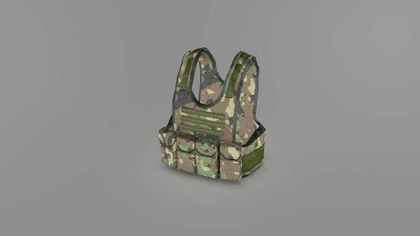 tactical rig model