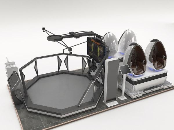 vr equipment model