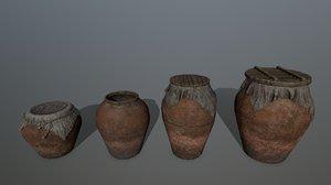 vase cover rope model