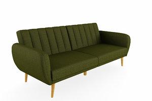 3D novogratz sofa