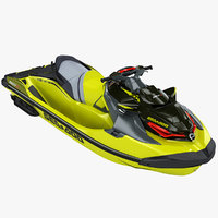 sea-doo rxt-x 300 performance model