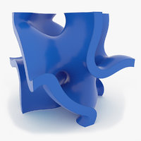 solid object 3D
