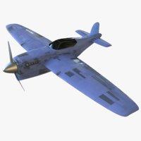 WW2 Fighter Plane Toy