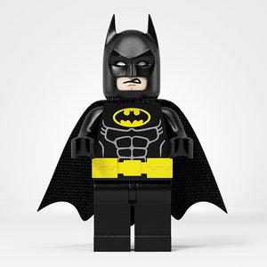 lego batman 3D