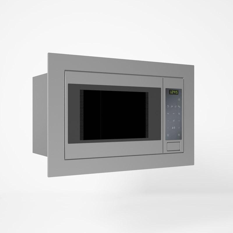 3D smeg microwave
