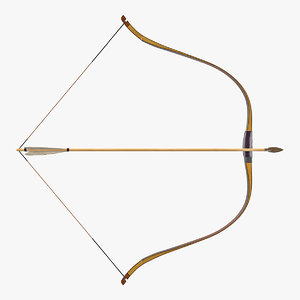 bow arrow model