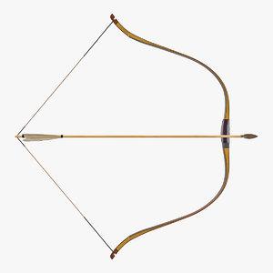 bow arrow model