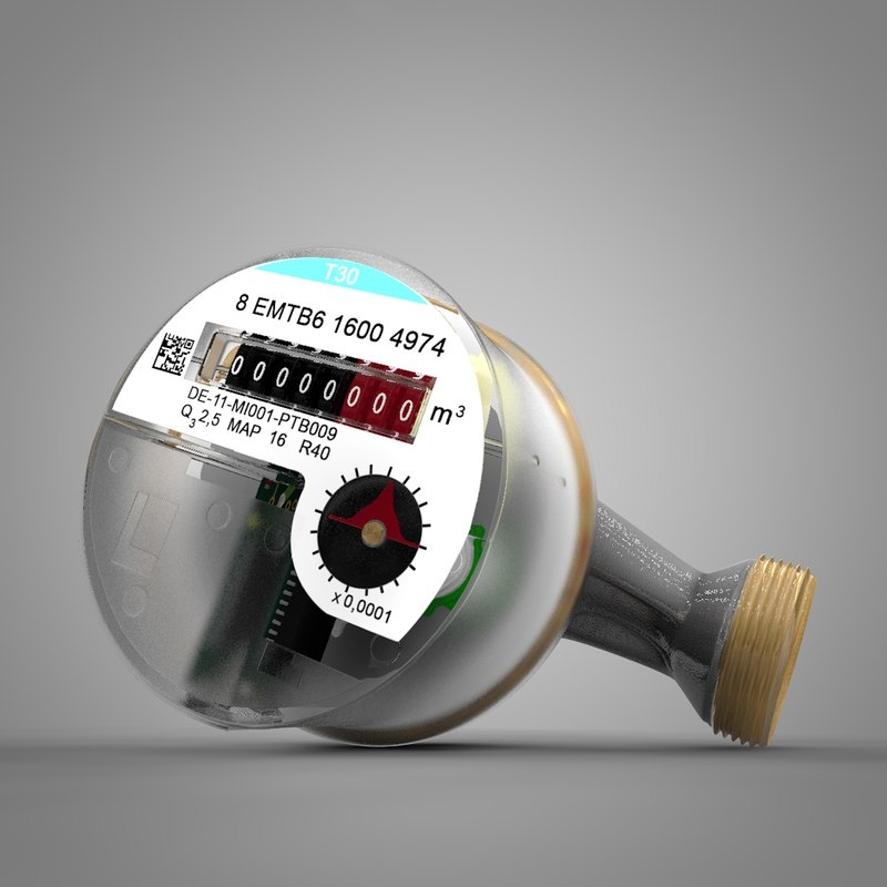 honeywell s110 surface mounted 3D model