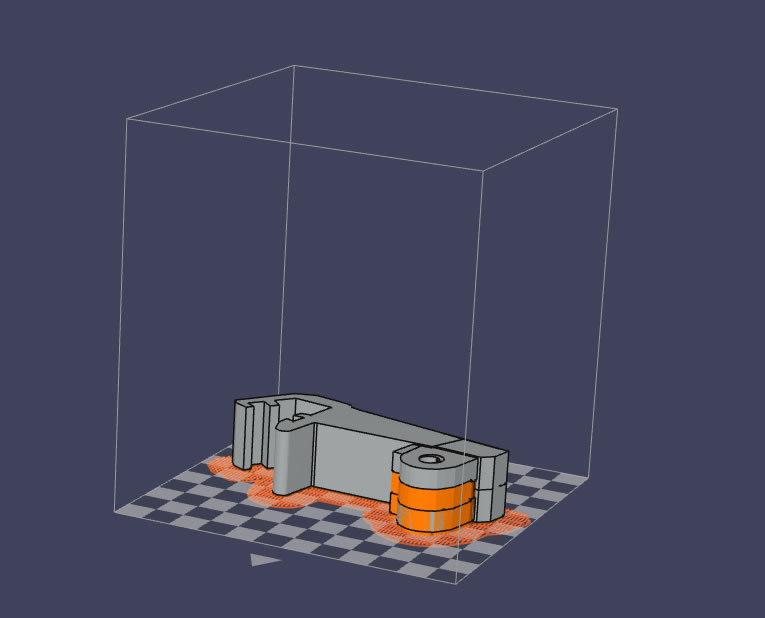 3D soporte micrfonos batera