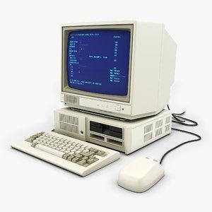 3D personal computer v 1