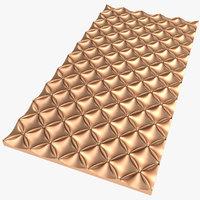 3D panel x5 model