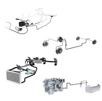X-ray Car Parts 4 in 1