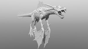 3D model - 3ds-sketchup-c4d-lwo