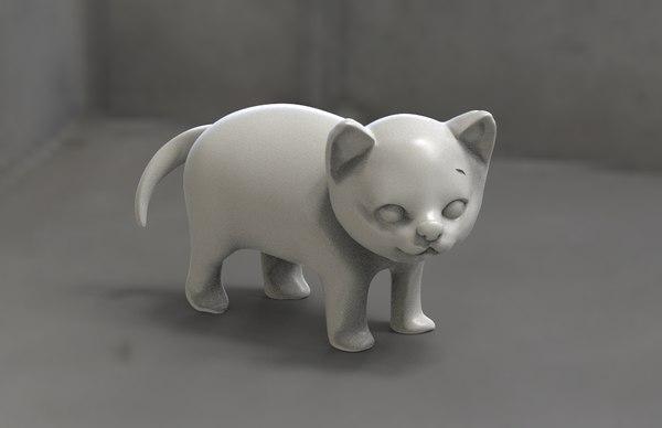 cats printer 3D model