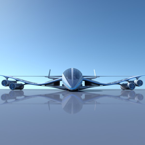 3D aircraft future