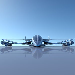 3D aircraft future
