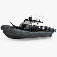 zh-1100 mach ii ob 3D model