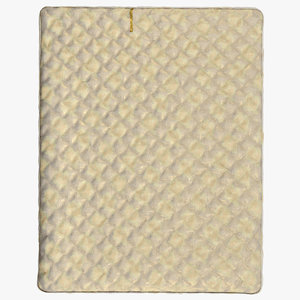 mattress design marvelous 3D model