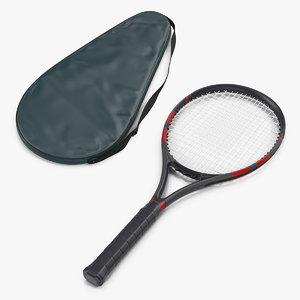 tennis racquet bag model