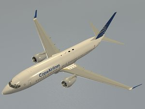 Boeing 737-800 Copa Airlines