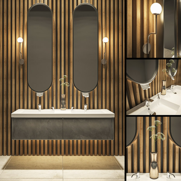 1 berloni toto tiles bathroom model