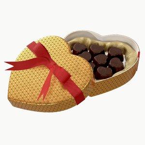 heart box model