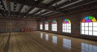 Ballet-Dance Studio