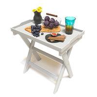 table fruit model
