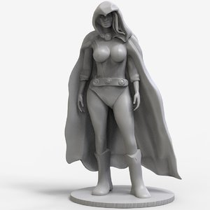 titan raven model