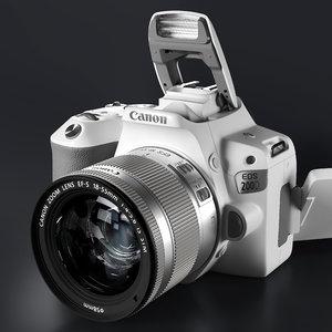 camera canon 200d model