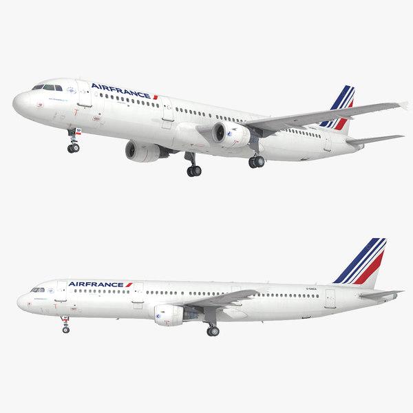ready airplane polys 3D model
