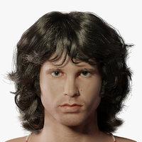 Jim Morrison Head