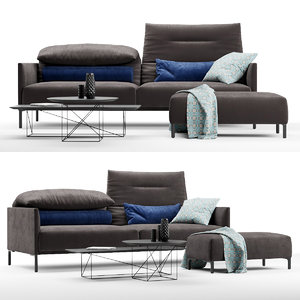 avalanche sofa model