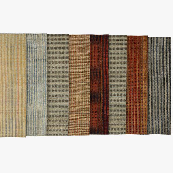 3D carpet decor rug
