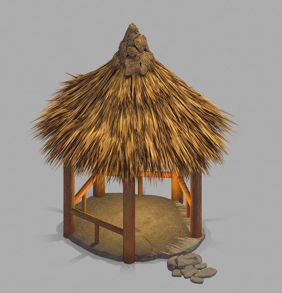 crescent - casuarina pavilion 3D