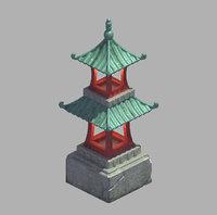 3D yong city - decorative