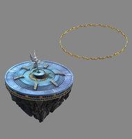moon city - platform model