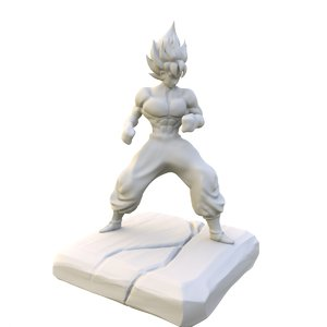 dragonball dragon ball model