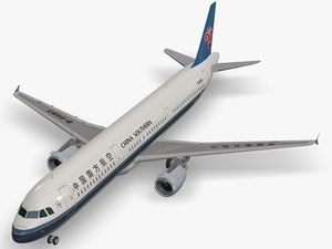 airbus a321-211 china southern model
