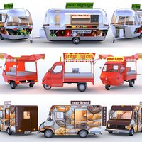 airstream food model