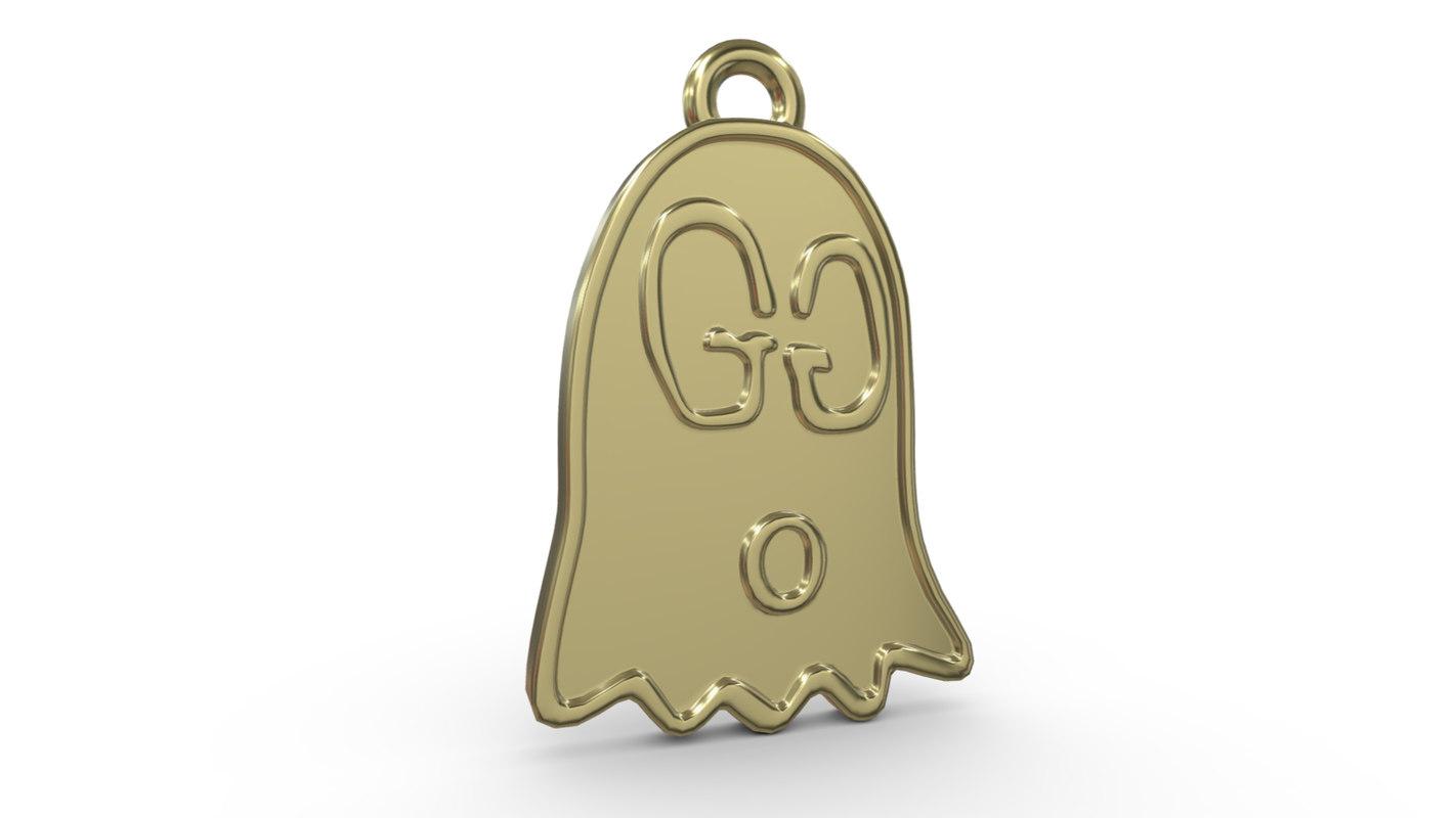 3D printed gucci pendant 2
