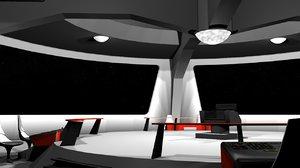 3D star k12 ops model