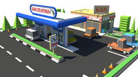 Gas Station01