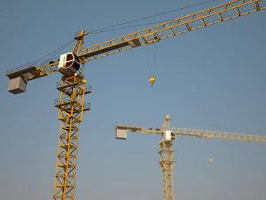 tower crane 3D