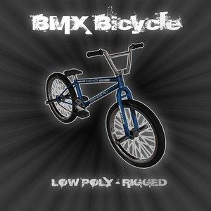 pro bmx bicycle model
