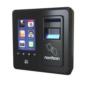 3D fr-u8 fingerprint access